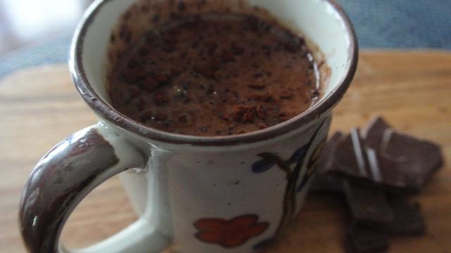 Paleo Vanilla Cocoa