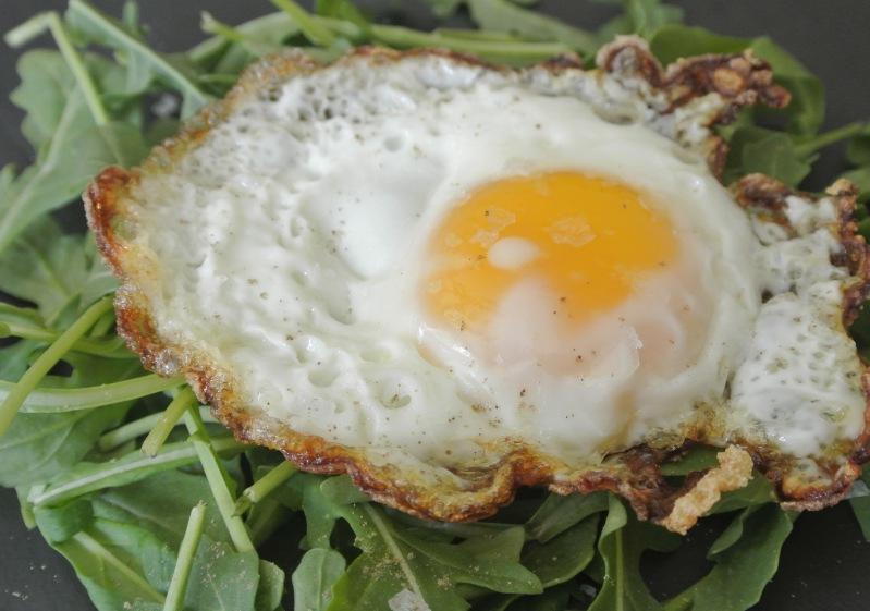 Fried OO Egg