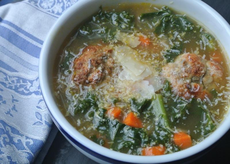 Bowl of Wedding Soup