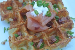 Waffles Potatoes