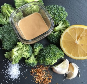 Ingredients for Broccoli