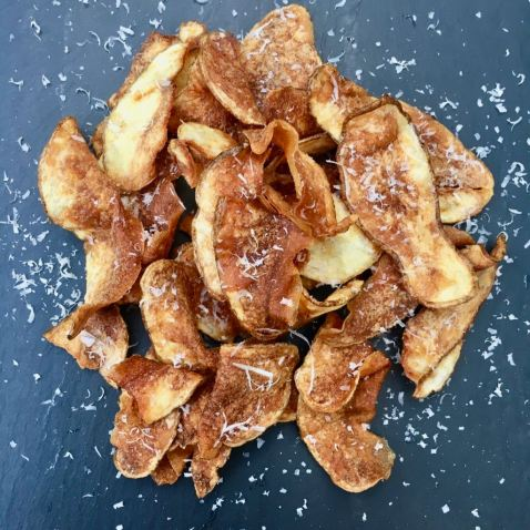 Sea Salt Parm Chips
